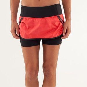 Lululemon Speed Squad Skirt